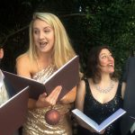 Carol Singers for Hire for Corporate Events